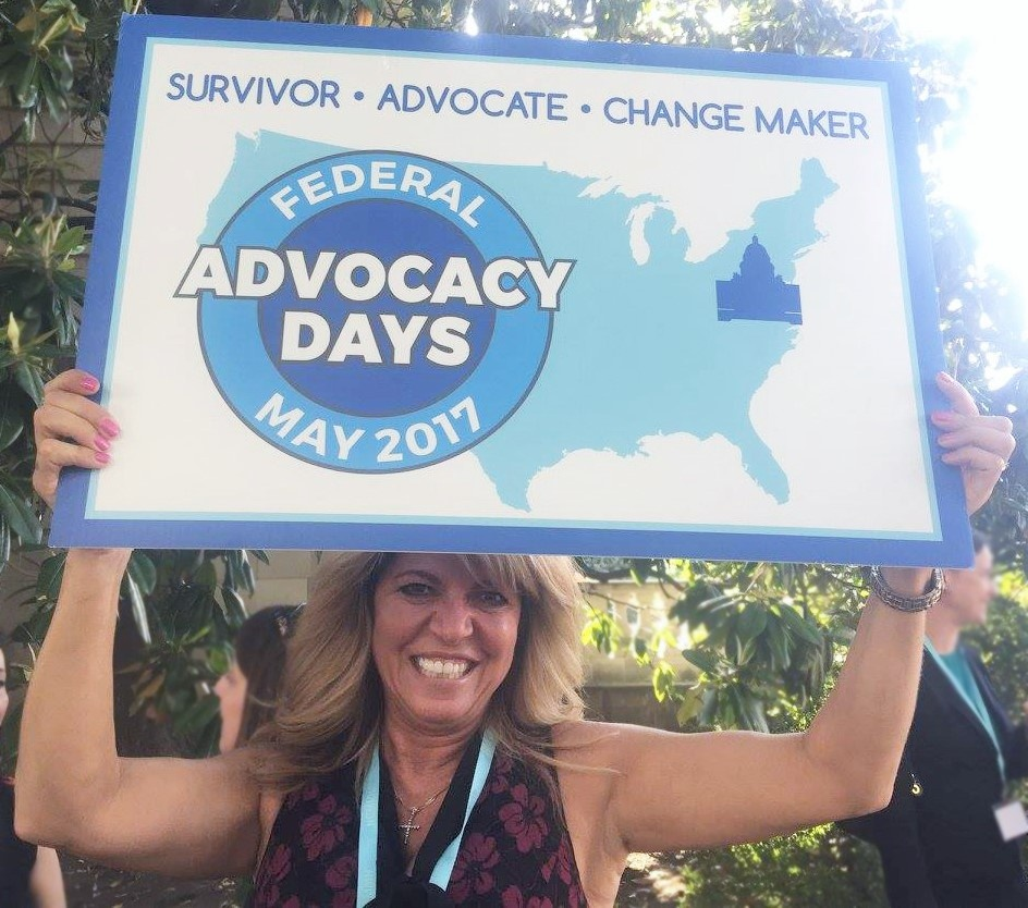 Ahlam Axelrod Advocacy Days