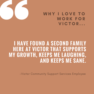 My Best Experience Working for Victor 4...